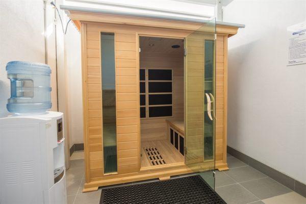 Facility - IR Sauna